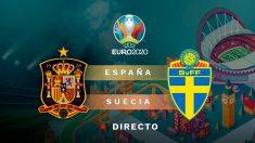 Clasificación Eurocopa 2020: España – Suecia | Horario del partido de fútbol de la clasificación para la Eurocopa 2020.
