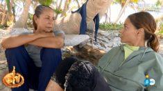 Isabel Pantoja recuerda a su amiga Chelo en 'Supervivientes'