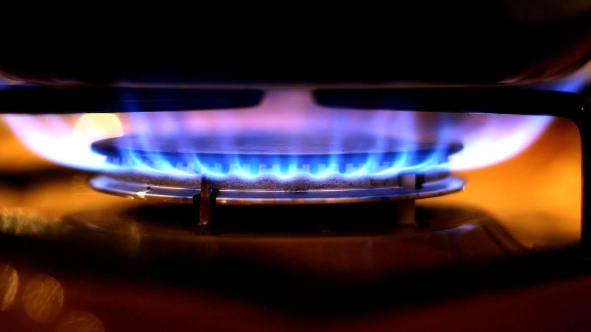 El gas metano