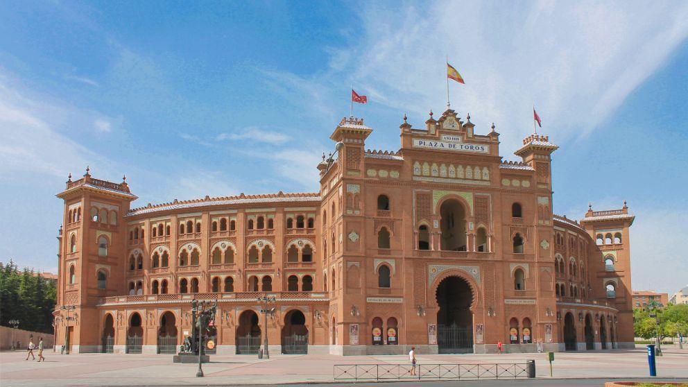 Plaza de Toros Monumental de Las Ventas de Madrid.