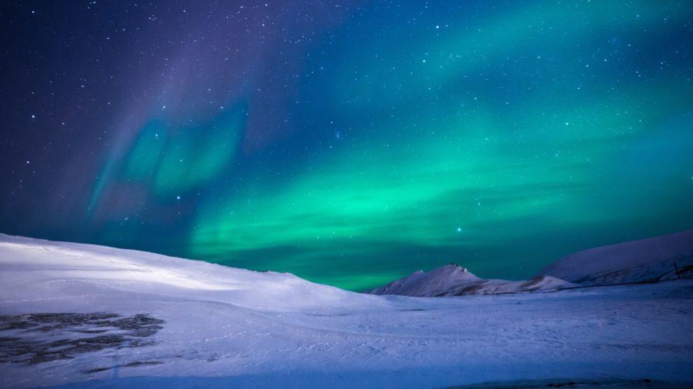 ¿Es posible disfrutar de las auroras boreales desde España?