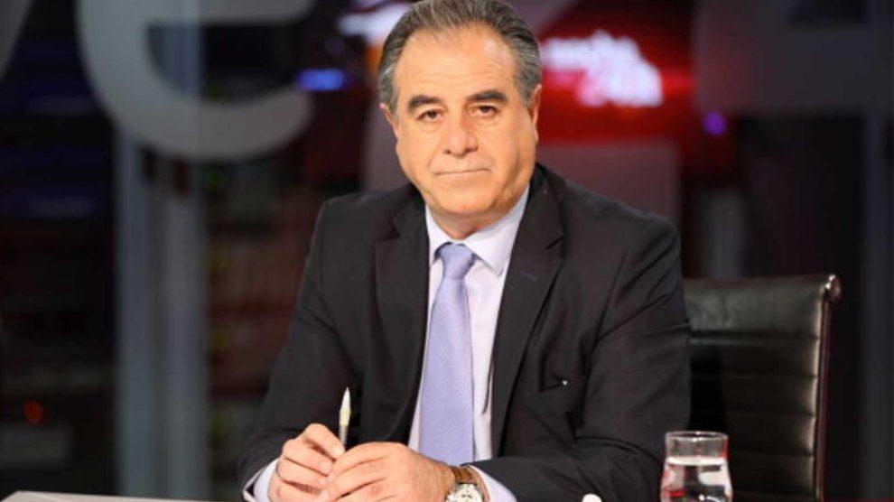 El periodista Graciano Palomo