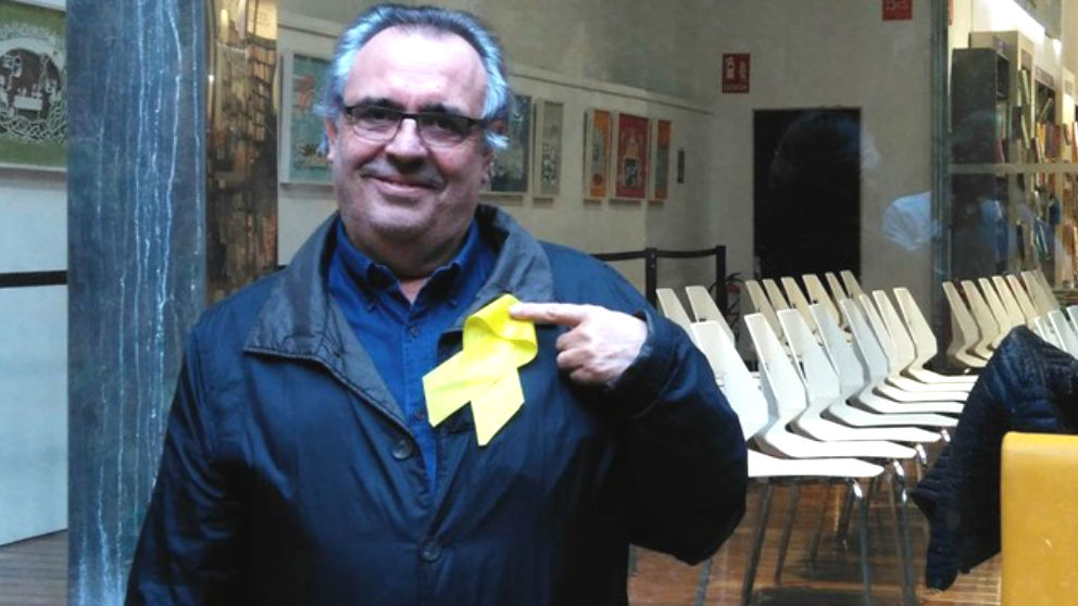 El director de teatro Joan Lluís Bozzo (Foto: Europa Press)