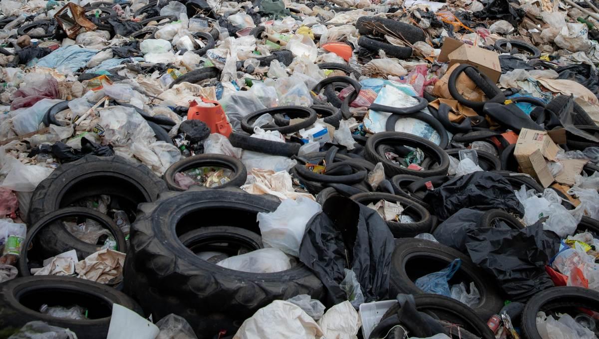 Los países con más residuos