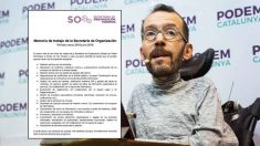 Pablo Echenique. (Foto. Podemos)