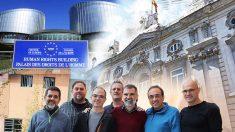 Los siete dirigentes separatistas que permanecen en prisión