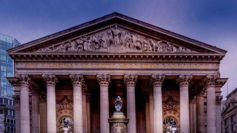 Bolsa de Londres FTSE 100