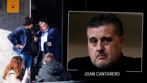El colaborador de Público Juan Cantarero también participó en la conspiración contra Eduardo Inda