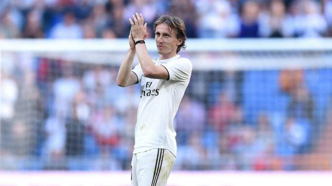 Modric: «Tengo todavía fuerza para seguir jugando al nivel que exige el Real Madrid»