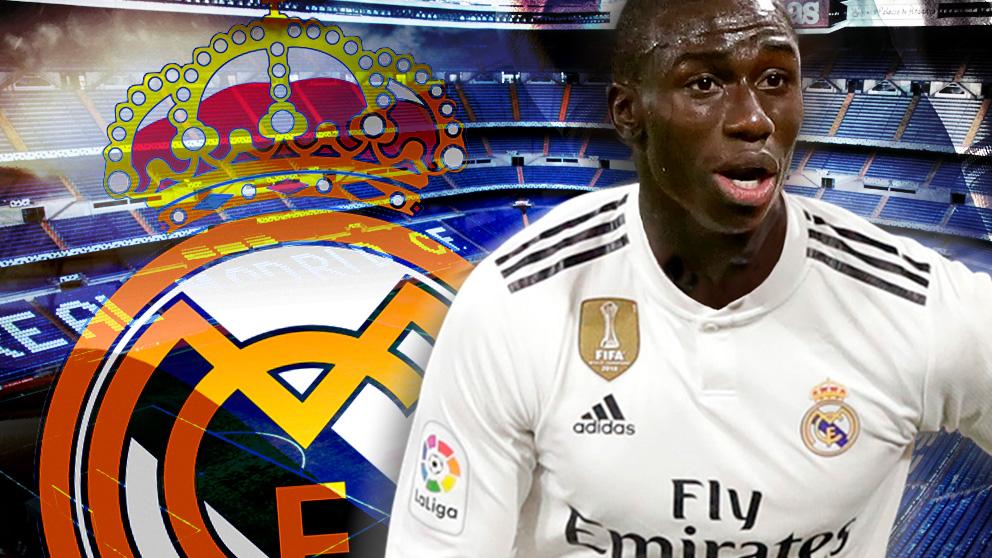 Mendy entra en la convocatoria de Zidane.