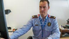 El nuevo jefe de los Mossos d'Esquadra, Eduard Sallent. Foto: EP