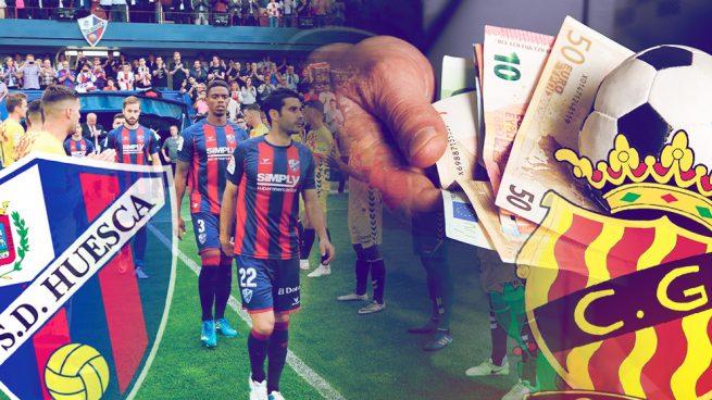 Iñigo López reconoció que el Huesca perdió contra el Nástic «porque teníamos un pacto».