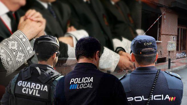 La Fiscalía de Mallorca autoriza a la Policía el desalojo de 'okupas' sin orden judicial