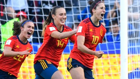 China – España, en directo: Partido de hoy del Mundial Femenino de fútbol