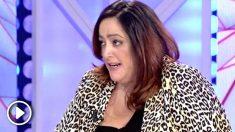 La periodista de Público Patricia López