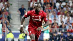 Mane, el jugador senegalés del Liverpool, en la final de la Champions. (Foto: Enrique Falcón)