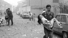 El 19 de junio de 1987 la banda terrorista ETA perpetra el atentado de Hipercor