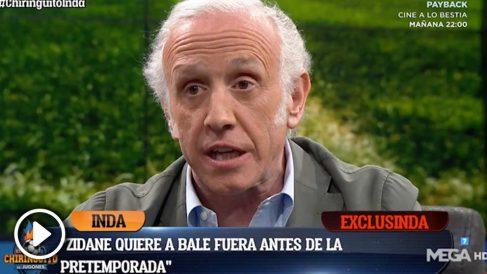 Zidane no quiere a Bale en el equipo en pretemporada.