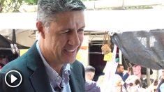 Xavier García Albiol, en una entrevista para OKDIARIO.