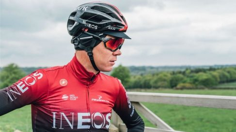 Chris Froome. (Foto: INEOS)