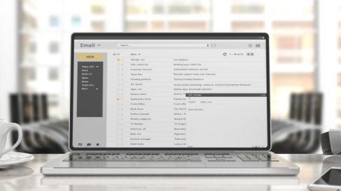 Pasos para crear una nueva regla en Microsoft Outlook
