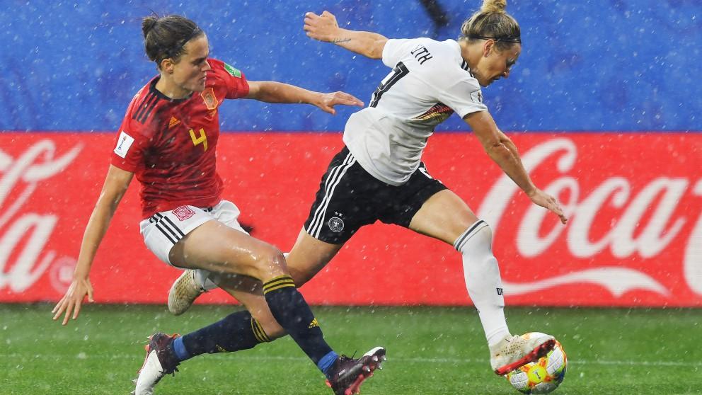 Copa Mundial femenina 2019: Alemania – España   Partido de hoy del Mundial Femenino de fútbol