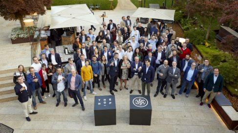 Evento de cierre de la primera edición de 'The Hop' (Foto: Estrella Galicia)