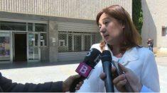 Francina Armengol, presidenta de Baleares en funciones