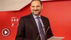 José Luís Ábalos, dirigente del PSOE. Foto @Getty
