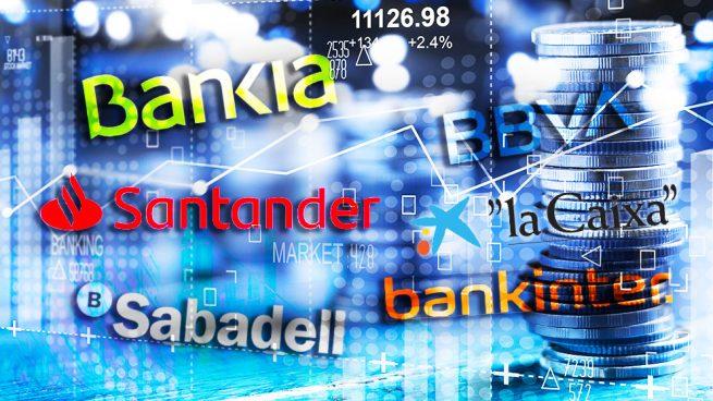 La banca española pierde 3.400 millones en Bolsa desde el anuncio de Draghi
