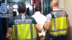 'Juanin' escoltado por la Policía Nacional @EP
