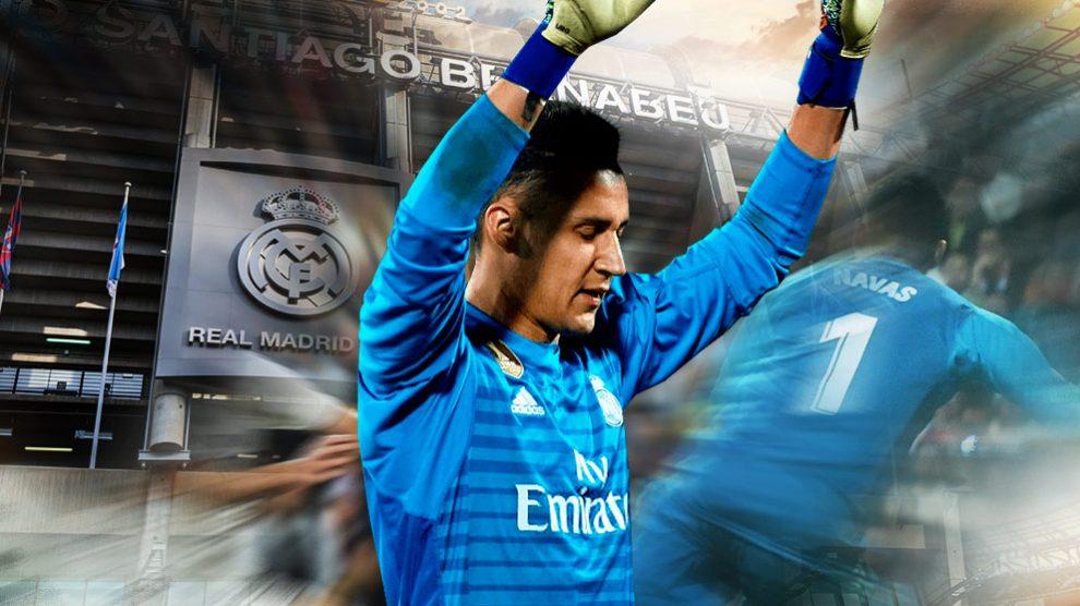 Keylor Navas puede quedarse en el Real Madrid.