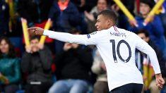 Mbappé-celebra-el-gol-con-Francia-ante-Andorra-y-que-supone-el-número-100-en-su-carrera-(AFP)