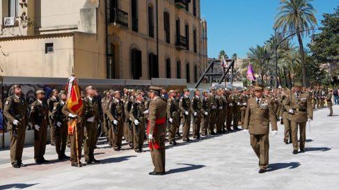 Militares del Ejército de Tierra (archivo Ministerio de Defensa).