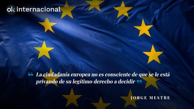 La UE involuciona 100 años
