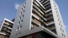 Imagen de un bloque de viviendas.