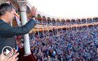 El Rey Felipe VI ofrece su apoyo a los toros en la corrida de la Beneficencia de San Isidro