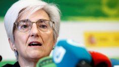 La Fiscal General del Estado, María José Segarra. Foto: EFE