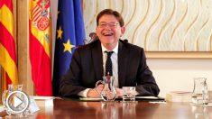 El Gobierno valenciano se ha reunido en el Palau de la Generalitat convocado de urgencia por el president, Ximo Puig, para aprobar el adelanto de las elecciones autonómicas el 28 de abril, el mismo día que las generales. EFE/Manuel Bruque