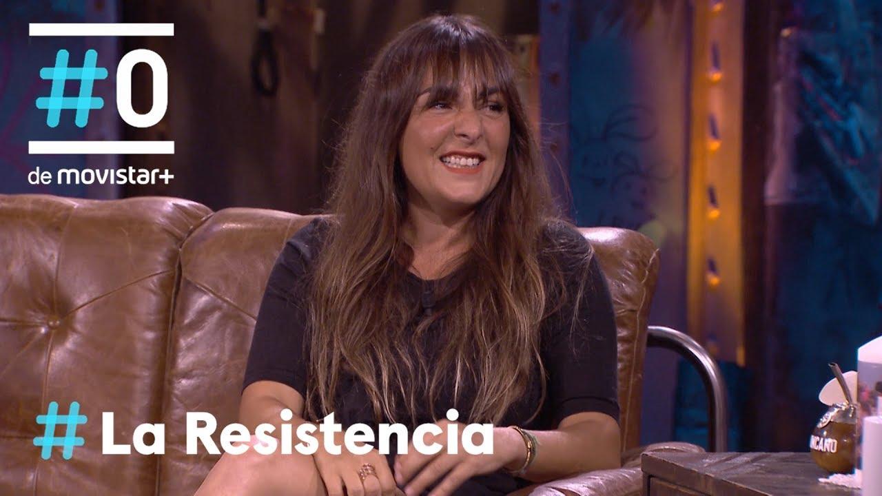 Candela Peña en La Resistencia