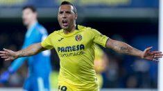 Santi Cazorla (Villarreal Club de Fútbol)
