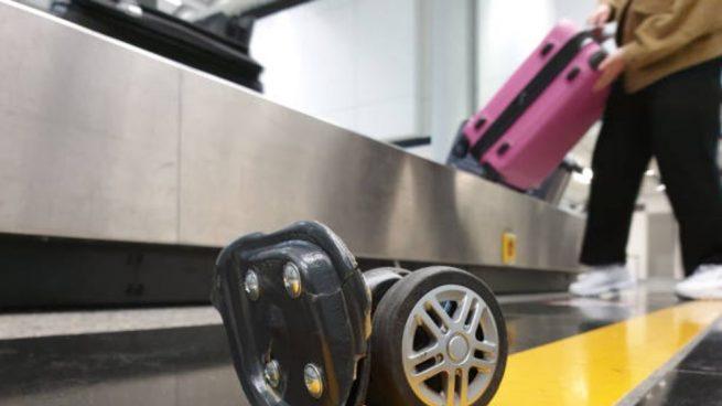cambiar ruedas maleta