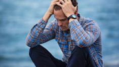 La ansiedad puede estar provocada por un problema importante de estrés.