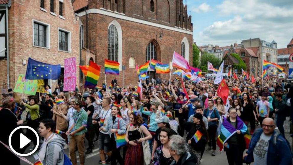 Gdansk. Foto: Europa Press