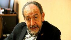 Paco Díez, presidente de la Federación Madrileña de Fútbol. (Foto: Enrique Falcón)