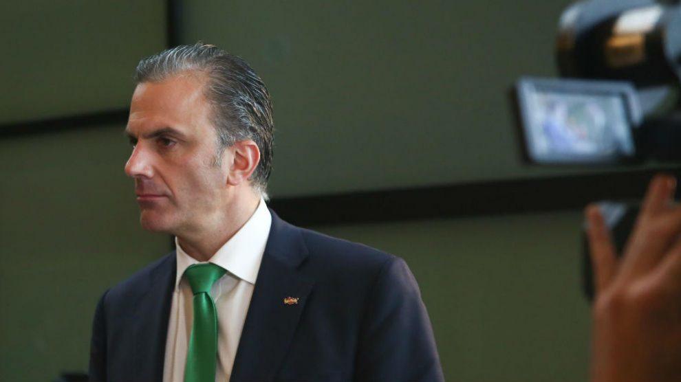 Javier Ortega Smith, secretario general de Vox