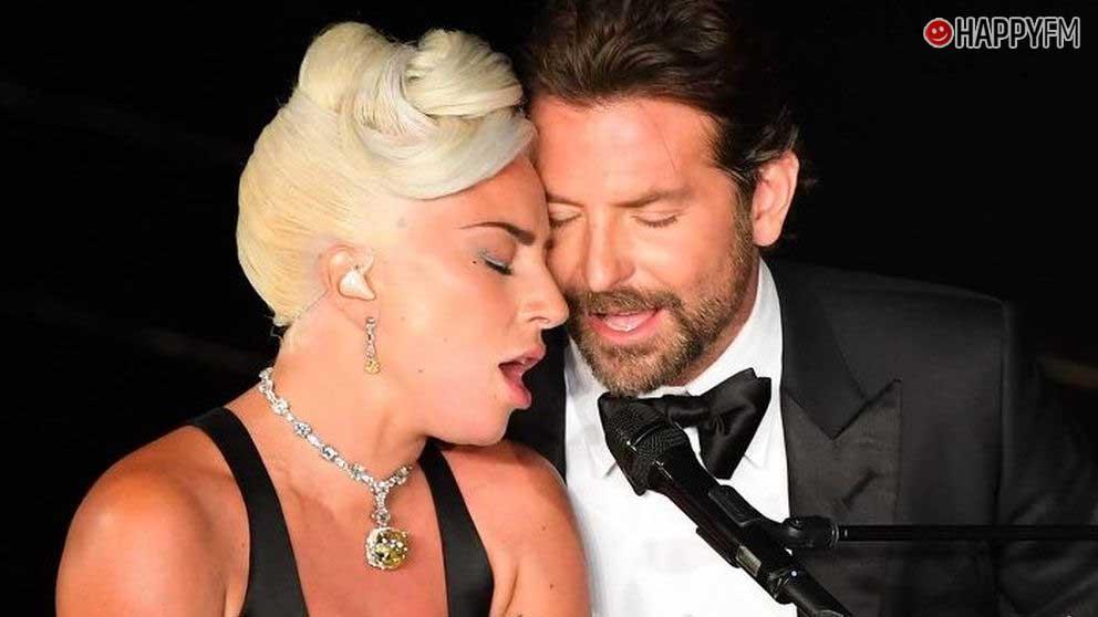 Lady Gaga responde a los rumores que le relacionana con Bradley Cooper