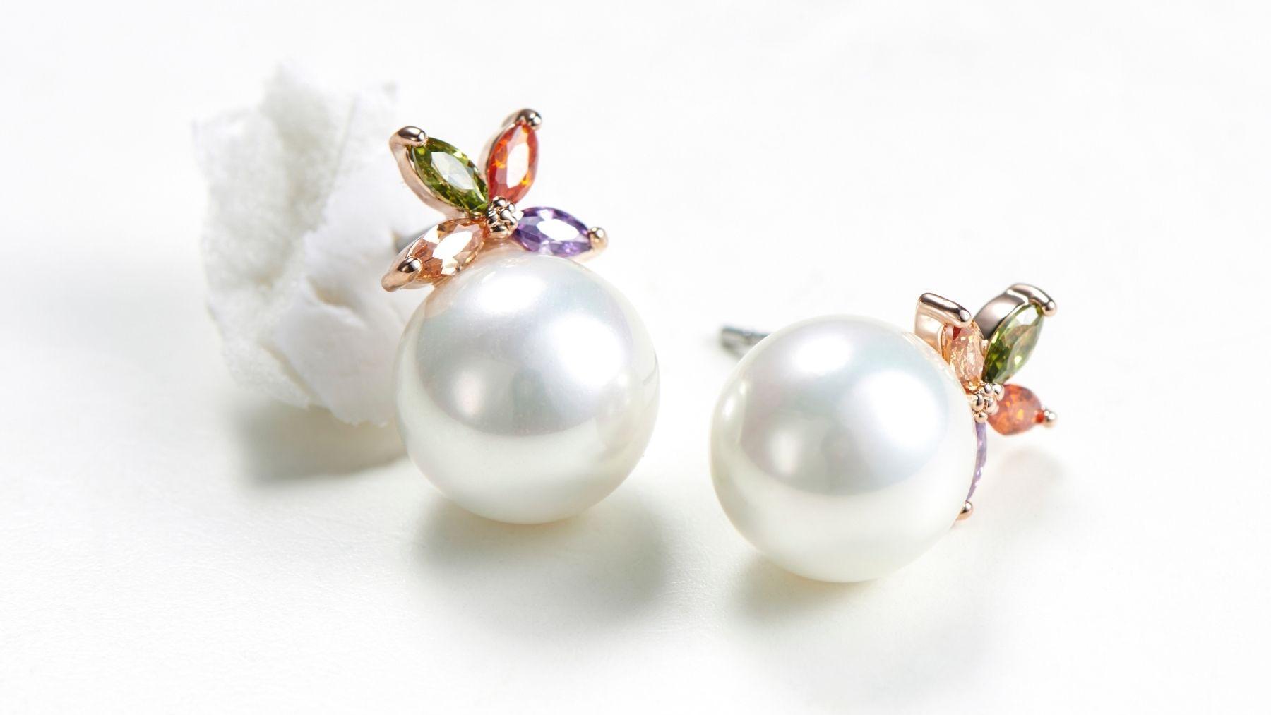 Paso a paso para hacer pendientes de perlas