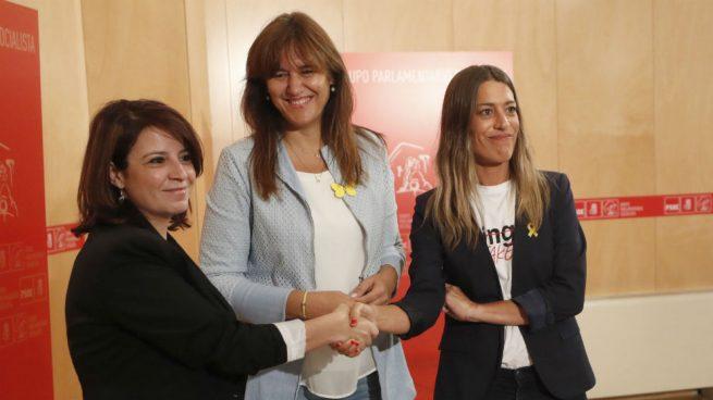 Laura Borràs PSOE