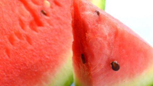 La sandía es un alimento muy fresco y nutritivo, perfecto para los meses de verano.